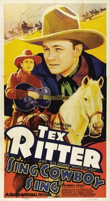 Sing, Cowboy, Sing movie poster (1937) poster MOV_3892b642