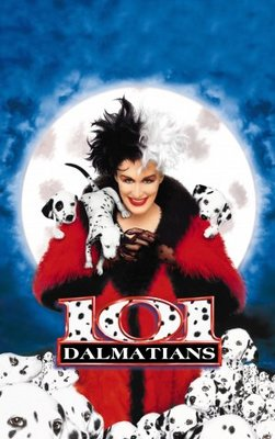 101 Dalmatians movie poster (1996) poster MOV_38938b63