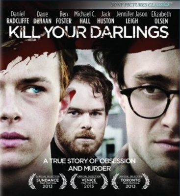 Kill Your Darlings movie poster (2013) poster MOV_389617cd
