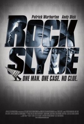 Rock Slyde movie poster (2009) poster MOV_38a50d6c