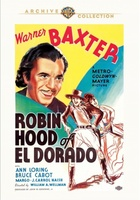 The Robin Hood of El Dorado movie poster (1936) picture MOV_38a5f3f4