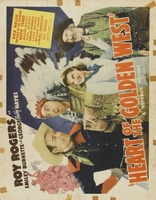 Heart of the Golden West movie poster (1942) picture MOV_38a92cc1
