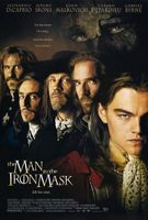 The Man In The Iron Mask movie poster (1998) picture MOV_38aa4f16