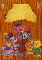 The Gummi Bears movie poster (1985) picture MOV_38af94f7
