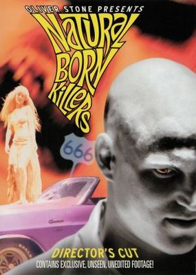 Natural Born Killers movie poster (1994) poster MOV_38b202c7