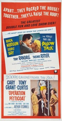 Pillow Talk movie poster (1959) poster MOV_38b5f2cb