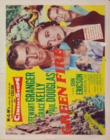 Green Fire movie poster (1954) picture MOV_38b6e70b
