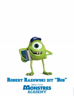 Monsters University movie poster (2013) poster MOV_38bafce7