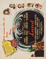 Lured movie poster (1947) picture MOV_38c3d78e
