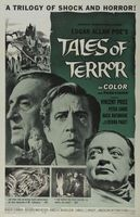 Tales of Terror movie poster (1962) picture MOV_38c77e8e