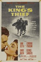 The King's Thief movie poster (1955) picture MOV_38d576a2