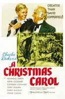 A Christmas Carol movie poster (1938) picture MOV_38d703a1