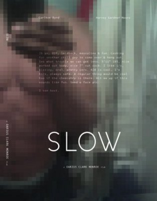 Slow movie poster (2011) poster MOV_38db04d7