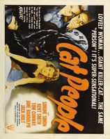 Cat People movie poster (1942) picture MOV_38e2b0be