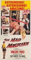 The Mad Magician movie poster (1954) picture MOV_38e681eb