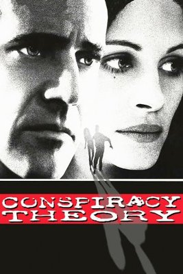 Conspiracy Theory movie poster (1997) poster MOV_38eb87fa
