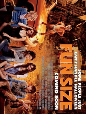 Fun Size movie poster (2012) poster MOV_38eef8d8