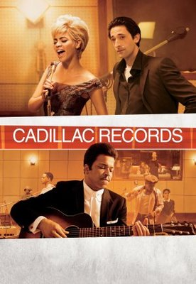 Cadillac Records movie poster (2008) poster MOV_38f2f97e