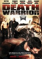 Death Warrior movie poster (2008) picture MOV_38f6bc5a