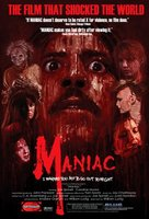 Maniac movie poster (1980) picture MOV_a6eed984