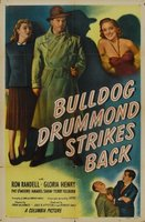 Bulldog Drummond Strikes Back movie poster (1947) picture MOV_38faf801