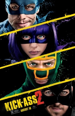 Kick-Ass 2 movie poster (2013) poster MOV_38fbb976