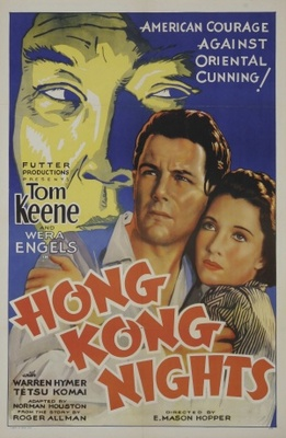 Hong Kong Nights movie poster (1935) poster MOV_3901c351