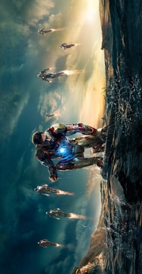 Iron Man 3 movie poster (2013) poster MOV_39042aea
