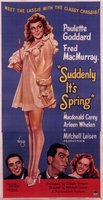 Suddenly, It's Spring movie poster (1947) picture MOV_39059b3b