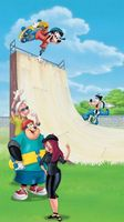 An Extremely Goofy Movie movie poster (2000) picture MOV_648d1947