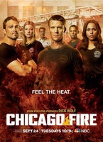 Chicago Fire movie poster (2012) picture MOV_39119a75
