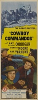 Cowboy Commandos movie poster (1943) picture MOV_3916bc6e