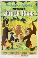 The Jungle Book movie poster (1967) picture MOV_391918dc