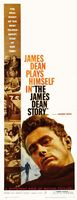 The James Dean Story movie poster (1957) picture MOV_391ac974