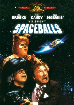 Spaceballs movie poster (1987) poster MOV_3922b520