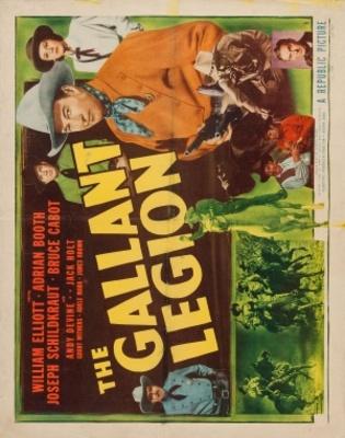 The Gallant Legion movie poster (1948) poster MOV_392592b5