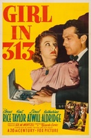 Girl in 313 movie poster (1940) picture MOV_392934a7