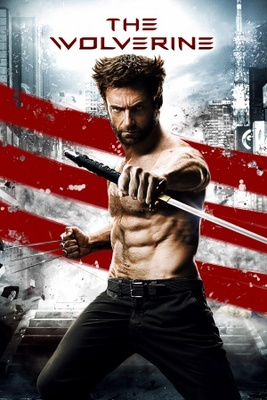 The Wolverine movie poster (2013) poster MOV_3933d52b
