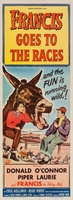 Francis Goes to the Races movie poster (1951) picture MOV_3933e17d