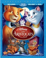 The Aristocats movie poster (1970) picture MOV_39343afa