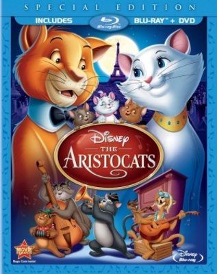 The Aristocats movie poster (1970) poster MOV_39343afa