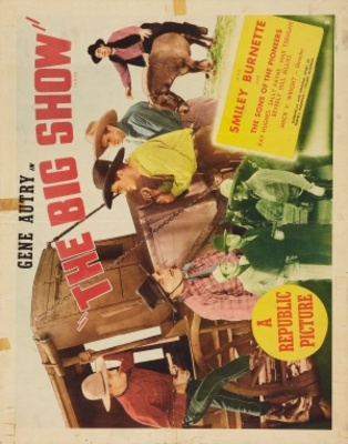 The Big Show movie poster (1936) poster MOV_3936bd7b