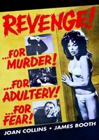 Revenge movie poster (1971) picture MOV_8e862fbe