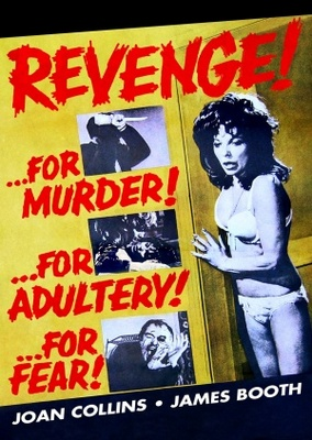 Revenge movie poster (1971) poster MOV_393d545b