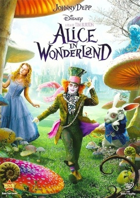 Alice in Wonderland movie poster (2010) poster MOV_393de9a1