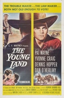The Young Land movie poster (1959) picture MOV_3949ac26