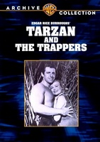 Tarzan and the Trappers movie poster (1958) picture MOV_394ef5fb