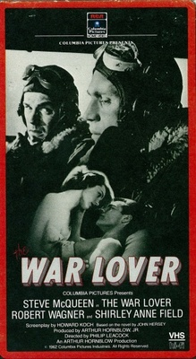 The War Lover movie poster (1962) poster MOV_39551738