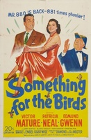 Something for the Birds movie poster (1952) picture MOV_395b957c