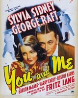 You and Me movie poster (1938) picture MOV_396195bf